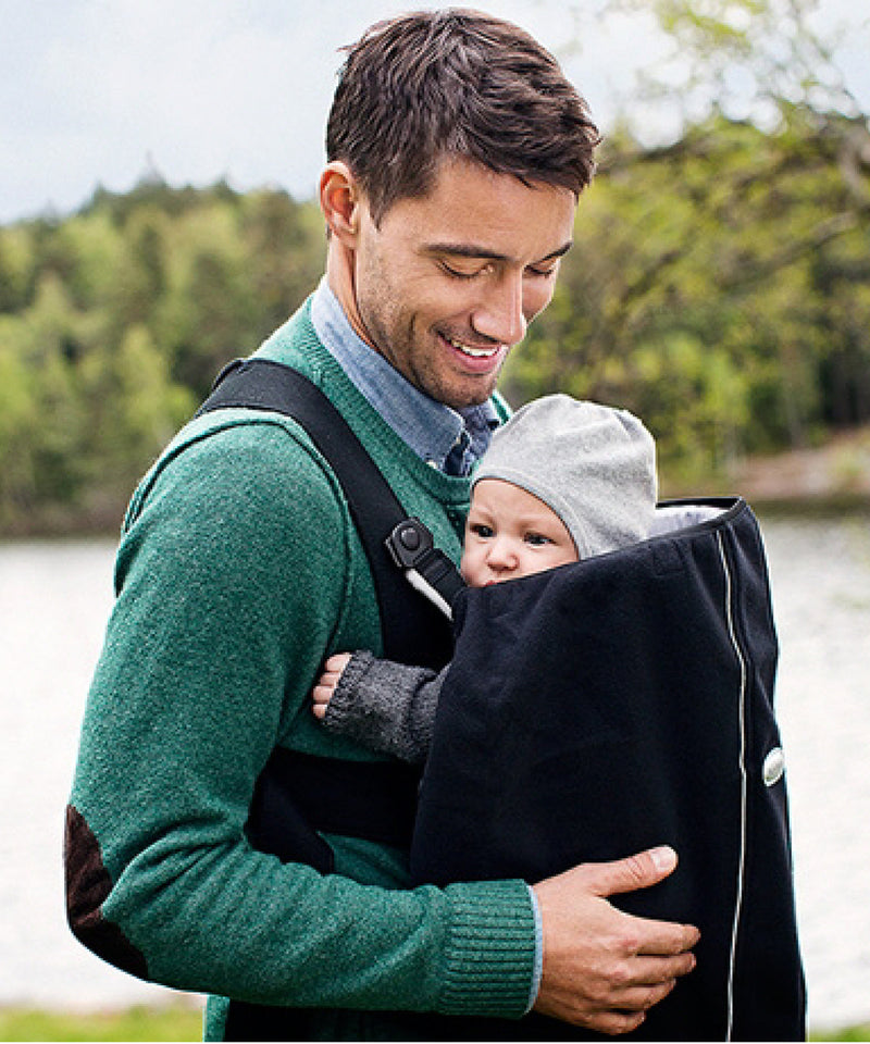 BabyBjörn Cover for Baby Carrier (Black)