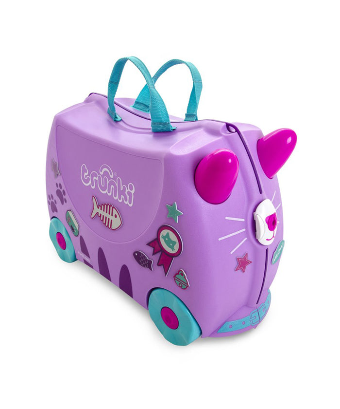 Trunki Ride-On Suitcase - Cassie Cat