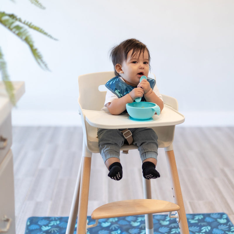 Bumkins Silicone First Feeding Set - Various Colours