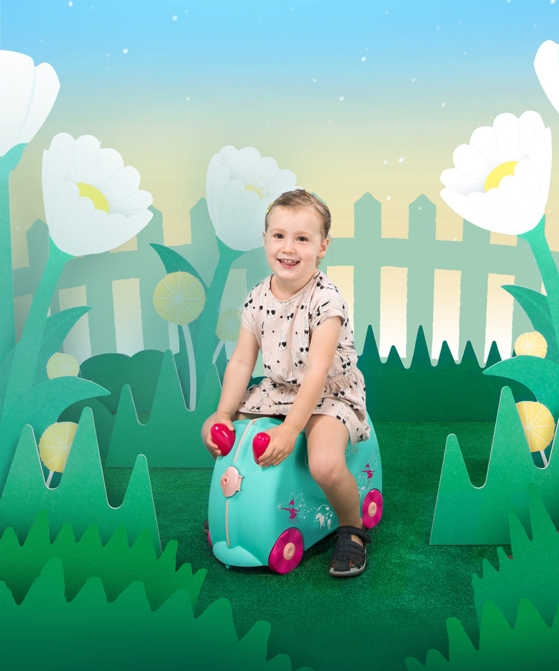 Trunki Ride-On Suitcase - Flora the Fairy