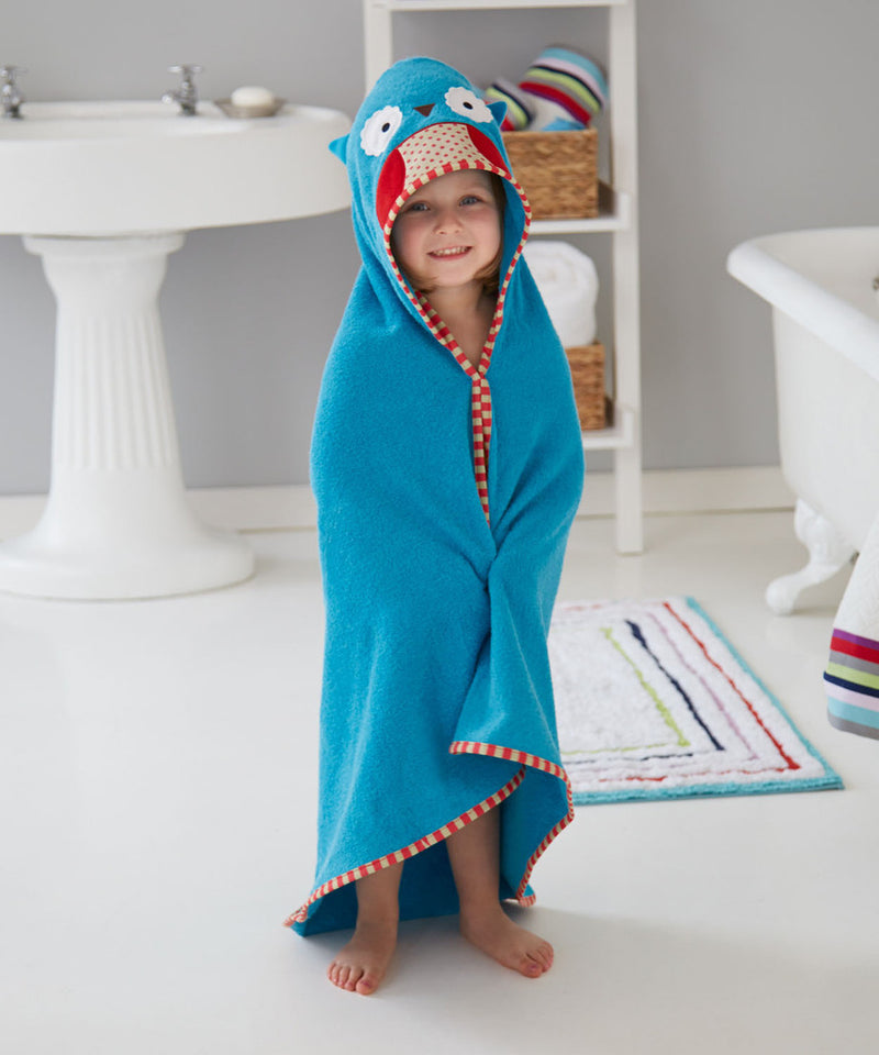 Skip Hop Zoo Hooded Towel - Various Designs