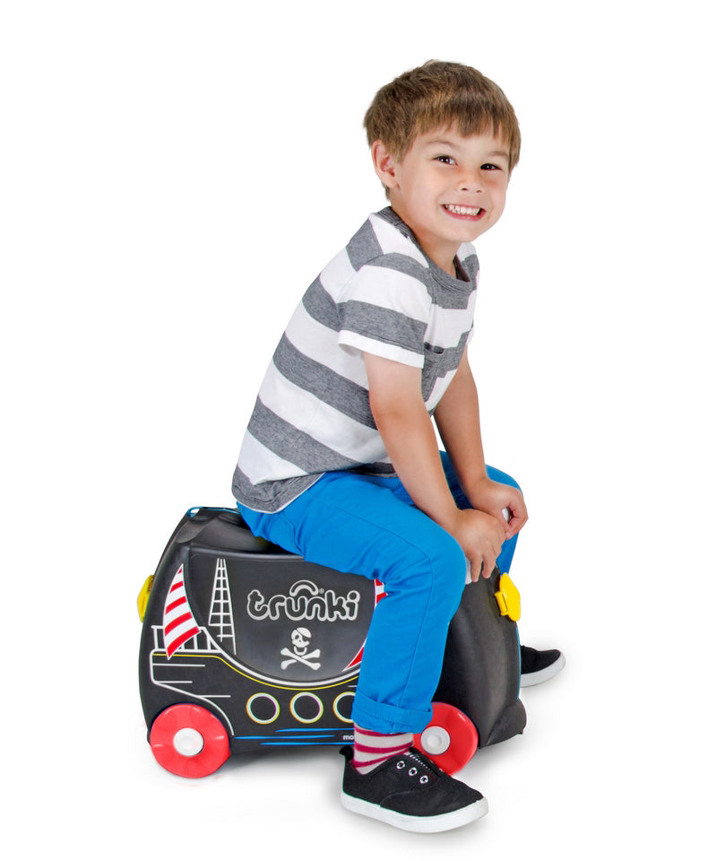 Trunki Ride-On Suitcase - Pedro Pirate