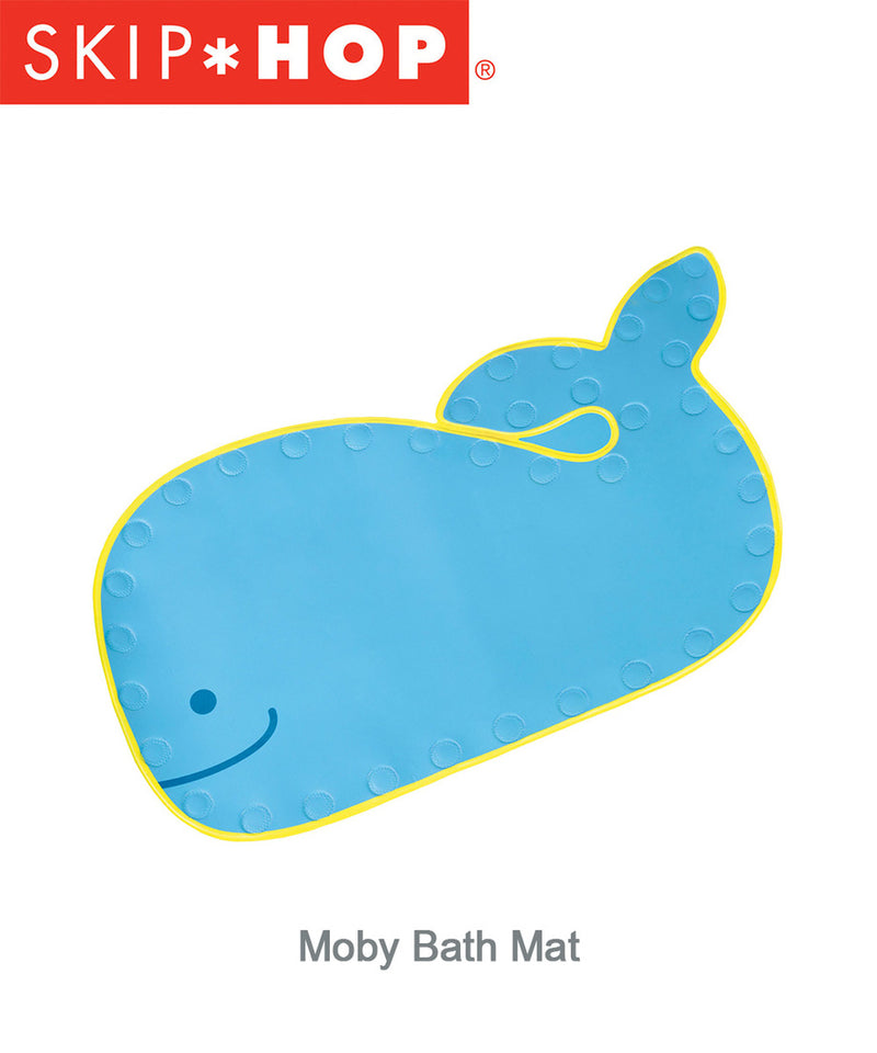 Skip Hop Moby Bath Mat and Waterfall Rinser Combo Deal