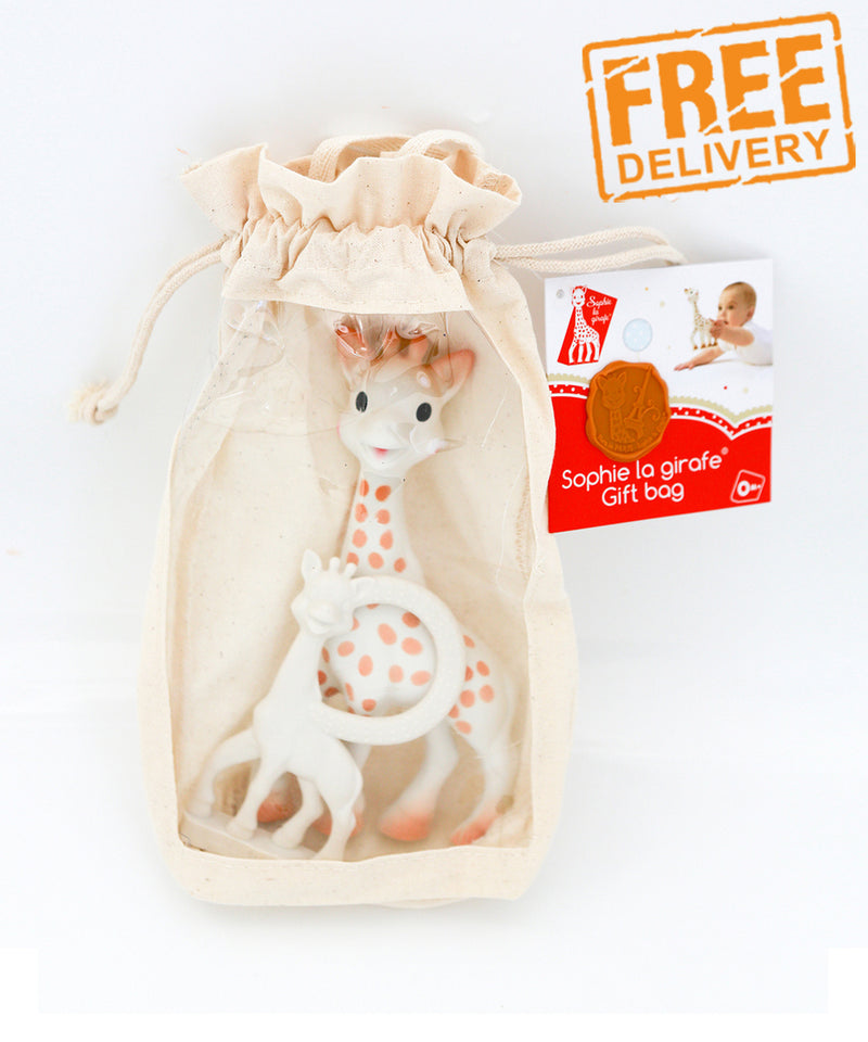 First Set Sophie the Giraffe Limited Edition by Vulli