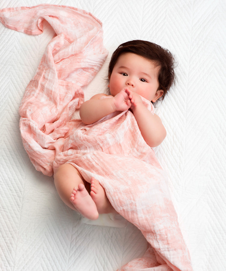 Aden + Anais Classic Swaddles 4 Pack - Birdsong