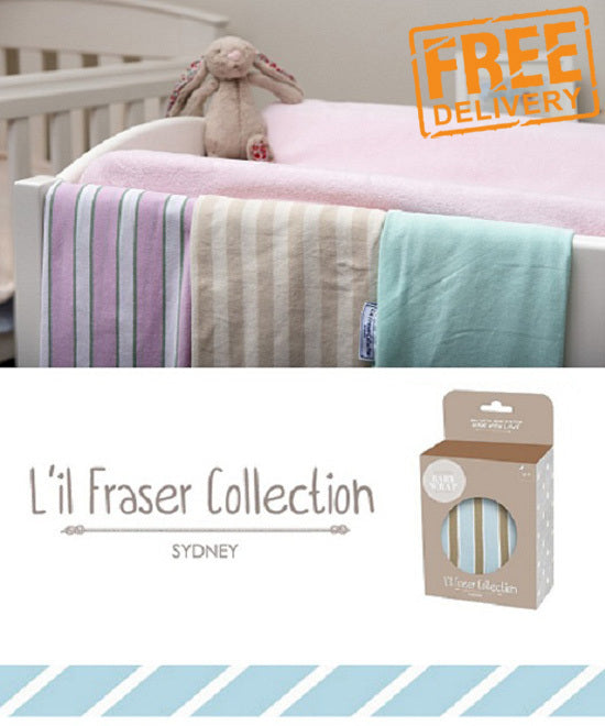 L'il Fraser Collection - Original Stretch Jersey Baby Wrap