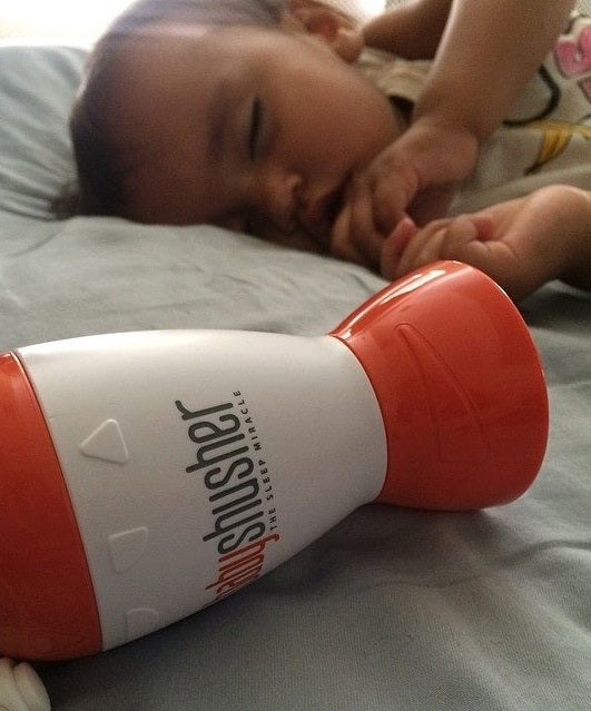Baby Shusher Sleeping Aid