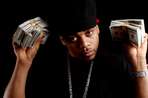 how much rappers make money