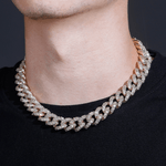 DIAMONDSHAPE chains Zirconia Hip Hop Jewelry Gift
