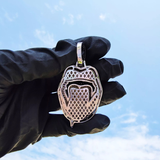 DIAMONDSHAPE pendants Hip Hop Pendant <br> Iced Out Hot Cash Pendant Hip Hop Pendant | Iced Out Hot Cash Pendant | Free Shipping