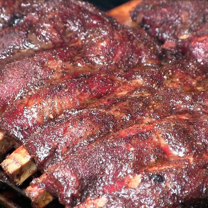 BEEF SHORT RIBS. Single Portion.  Big Ribs for a Big Appetite.