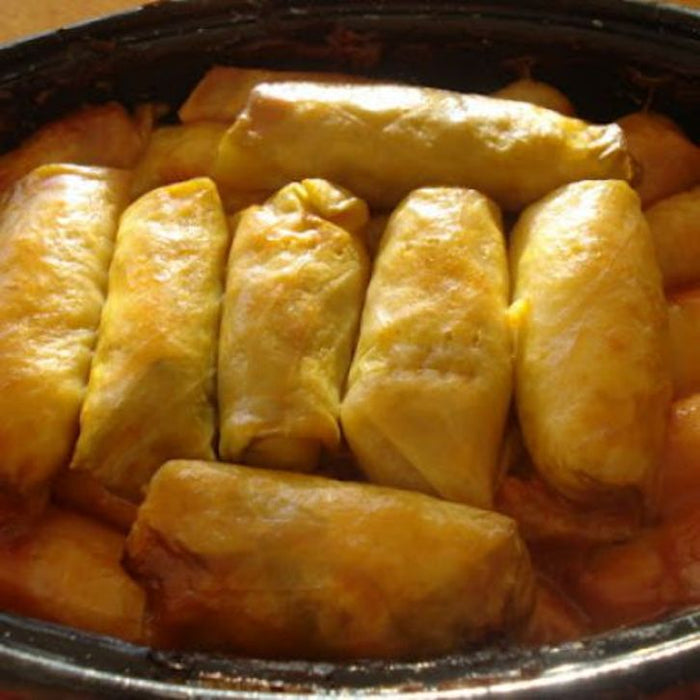 CABBAGE ROLLS. Single Portion (2). Corporate Meals.