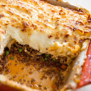 SHEPHERD'S PIE. Frozen Entree.  6 Portions.