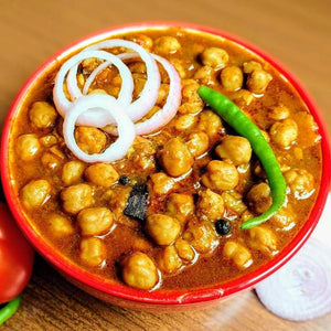 Chole. Frozen. DOUBLE Serving. VEGAN