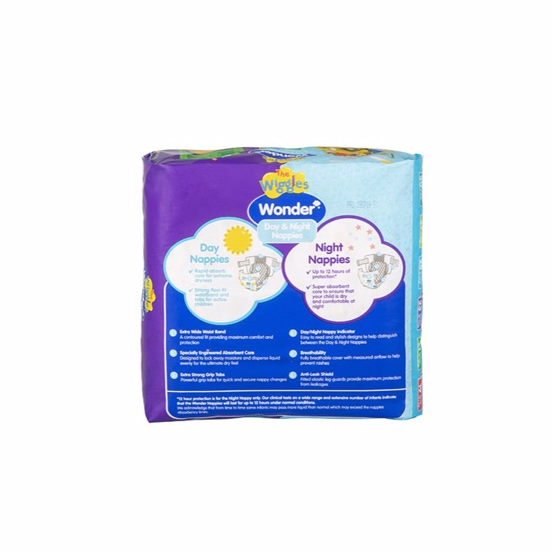 Wiggles Wonder Day & Night Nappy - Walker