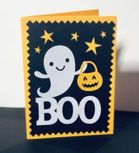 Load image into Gallery viewer, Boo ghost - Kards By Kyla