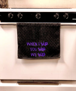 Dish Towel - Kards By Kyla