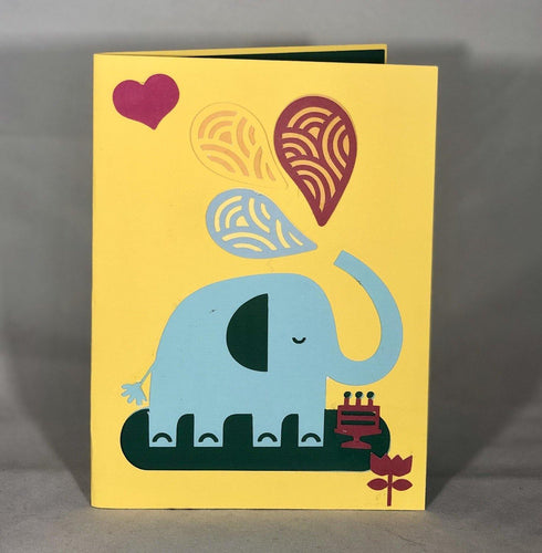 Elephant - Kards By Kyla