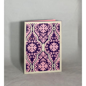 Geometric Moroccan Tiles - Kards By Kyla