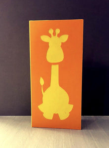 Giraffe - Kards By Kyla