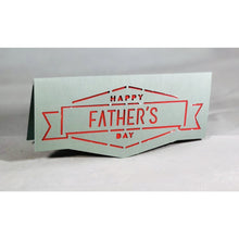 Load image into Gallery viewer, Happy Father's Day Banner