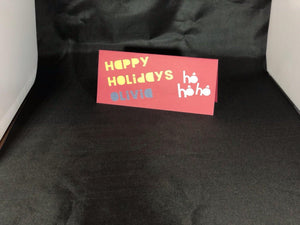 Happy Holidays (Money Card) - Kards By Kyla