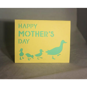 Happy Mother's Day Ducks