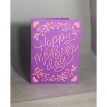 Load image into Gallery viewer, Happy Mother's Day (Vines)