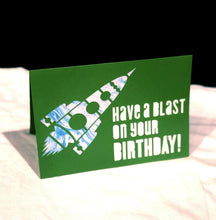 Load image into Gallery viewer, Have a Blast on Your Birthday - Kards By Kyla