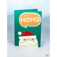 Load image into Gallery viewer, Ho Ho Ho (Word Bubble) - Kards By Kyla