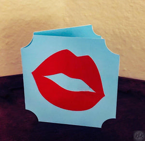 Lips - Kards By Kyla