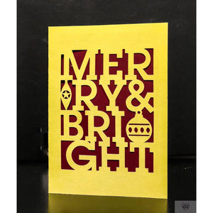 Merry & Bright - Kards By Kyla