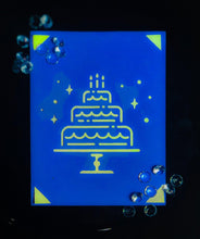 Load image into Gallery viewer, Simple Cake - Kards By Kyla