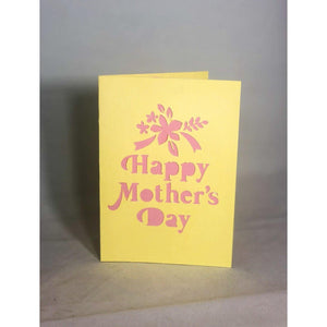 Simple Happy Mother's Day - Kards By Kyla