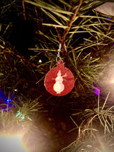 Load image into Gallery viewer, Snowman Ornament - Kards By Kyla