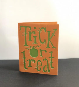 Trick or Treat - Kards By Kyla