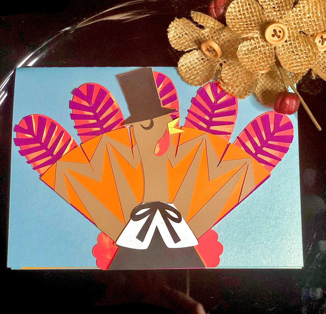 Turkey - Kards By Kyla