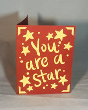 Load image into Gallery viewer, You are a Star - Kards By Kyla