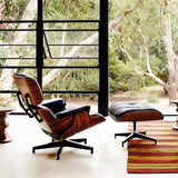 Lounge Chair & Ottoman Fauteuil