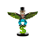 Monopoly Money Wings Sculpture et Statue 80 cm