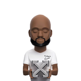 Authors Project Virgil Abloh Sculpture et Statue