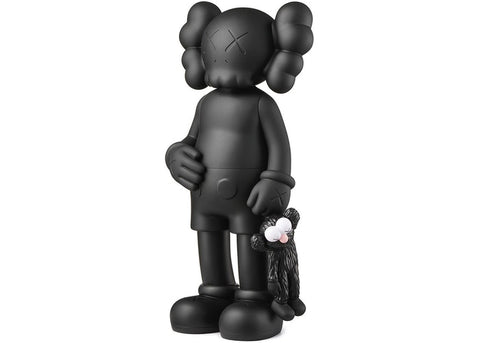 Kaws Share - Black Sculpture et Statue