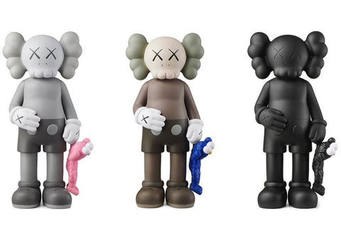 Kaws Share Set of 3 Sculpture et Statue