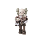 Kaws Clean Slate - Brown Sculpture et Statue