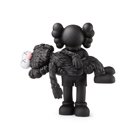 Kaws Gone - Black Sculpture et Statue