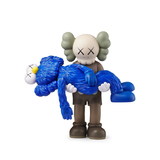 Kaws Gone - Blue Sculpture et Statue