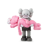 Kaws Gone - Pink Sculpture et Statue