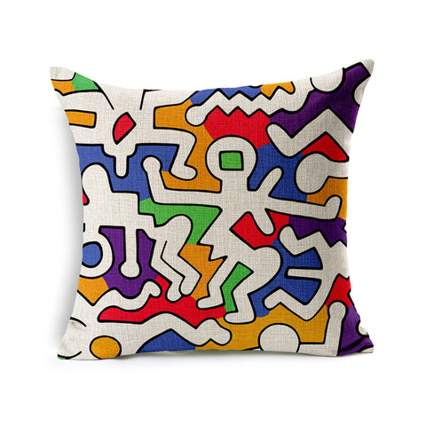 Keith Iconic Housse de coussin