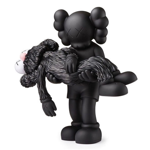 Kaws Gone - Black Sculpture et Statue Default Title