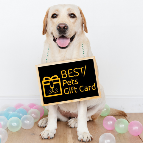 Best Pets Gift Cards